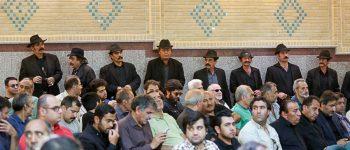 تصویرهای ، مراسم ختم ناصر ملک مطیعی